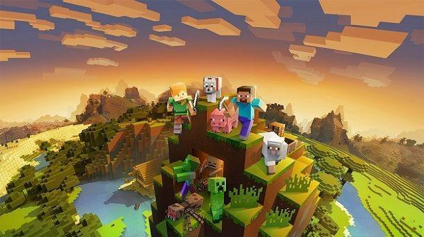 Server Minecraft