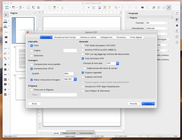 Come trasformare PDF in PDF/A