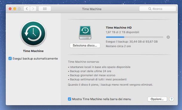Come formattare iMac