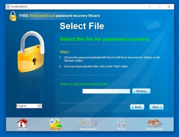 Come rimuovere protezione foglio Excel