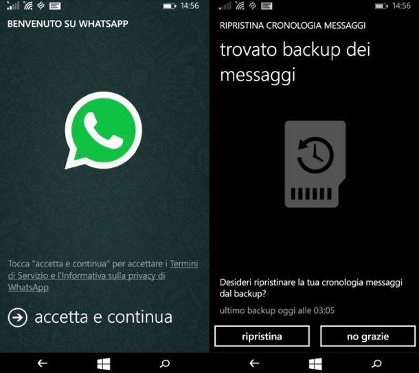 Come recuperare le immagini cancellate su Whatsapp