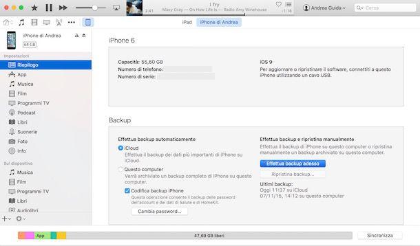 Come sbloccare iPhone 6