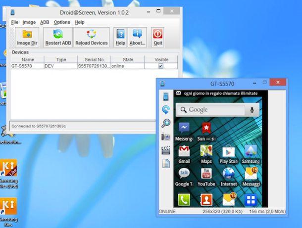 Come registrare schermo Android
