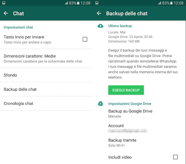 Come Salvare Chat Whatsapp Salvatore Aranzulla
