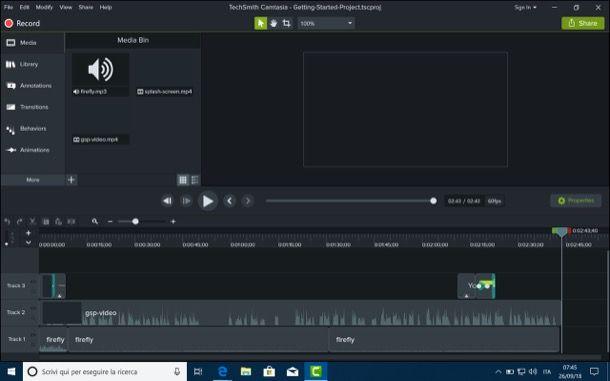 Come scaricare camtasia studio salvatore aranzulla for Programma rendering free