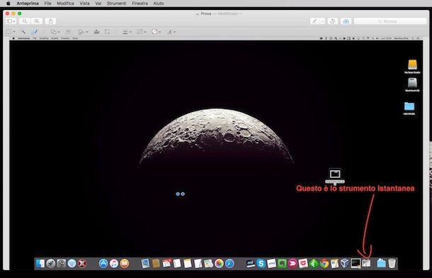 Screenshot di Anteprima