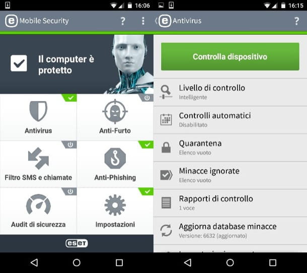 Come eliminare virus Android