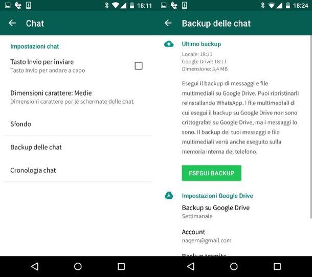 Come Recuperare Messaggi Whatsapp Cancellati Salvatore