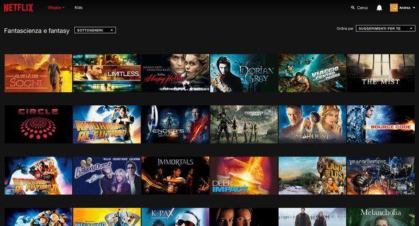 Siti per guardare film gratis
