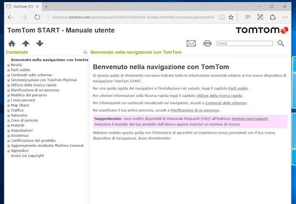Come aggiornare TomTom gratis