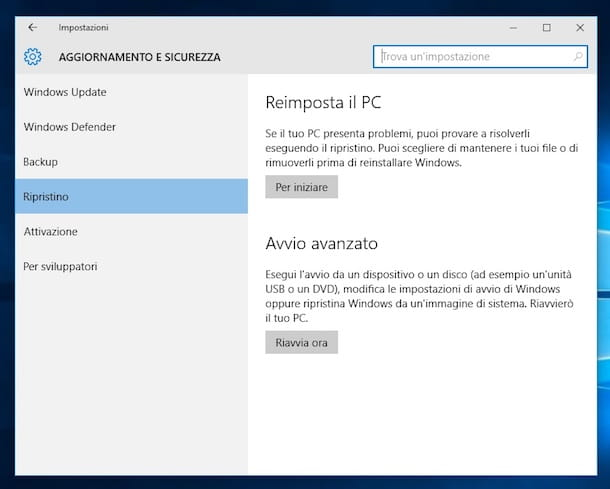 Come ottimizzare Windows 10