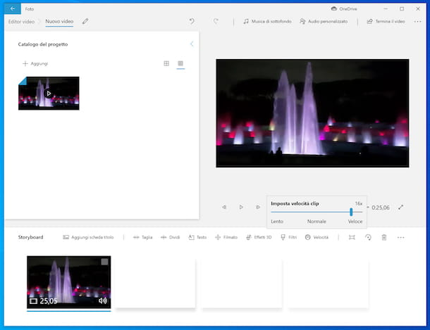 Editor Video Windows 10