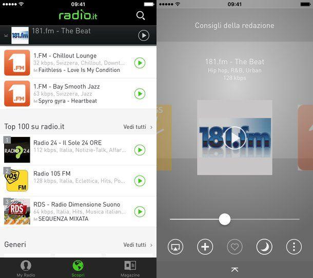 App per ascoltare musica gratis