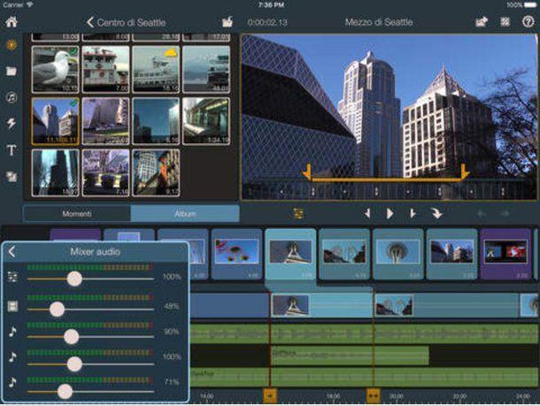 App per fare video