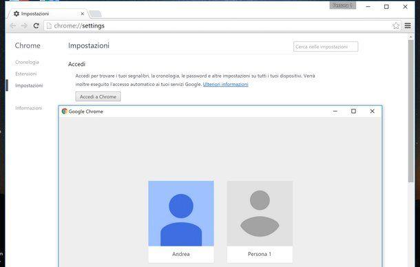 Come cambiare indirizzo Gmail