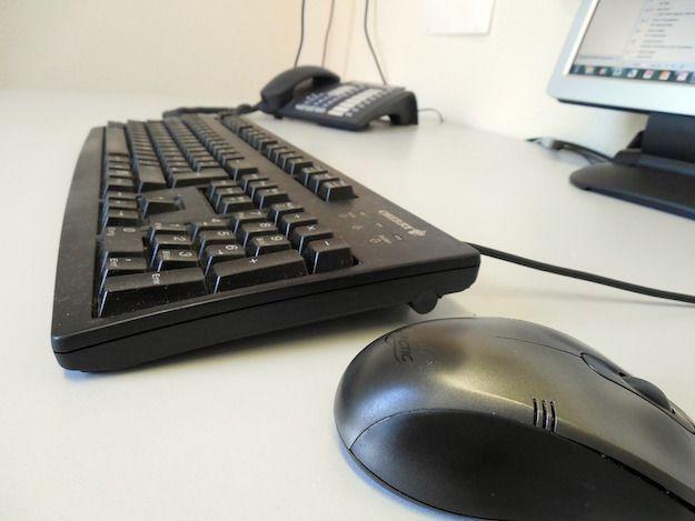 Mouse e tastiera computer