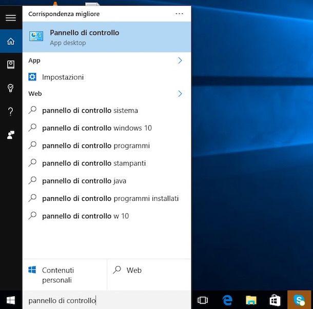 Screenshot che mostra come disinstallare Firefox su Windows