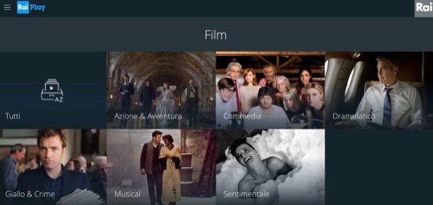 Come vedere film gratis senza registrazione