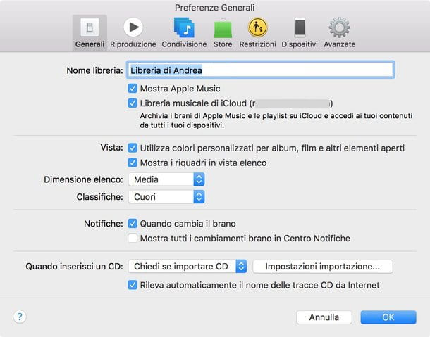 Come trasferire musica da iPhone a Mac