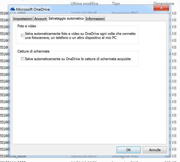Come funziona OneDrive