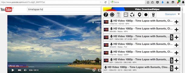Come scaricare video con Firefox