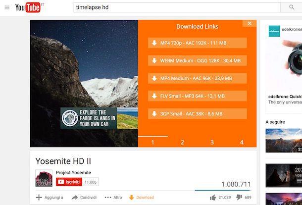 scaricare mp3 da youtube con firefox mozilla