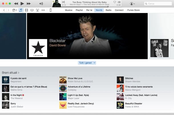 Come trasferire musica su iPhone