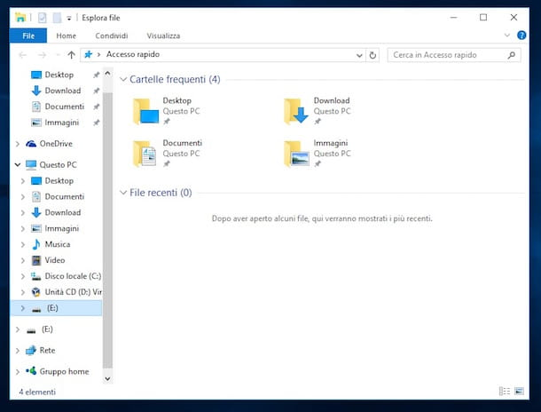 Screenshot USB Windows