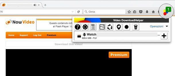 Come scaricare video Flash