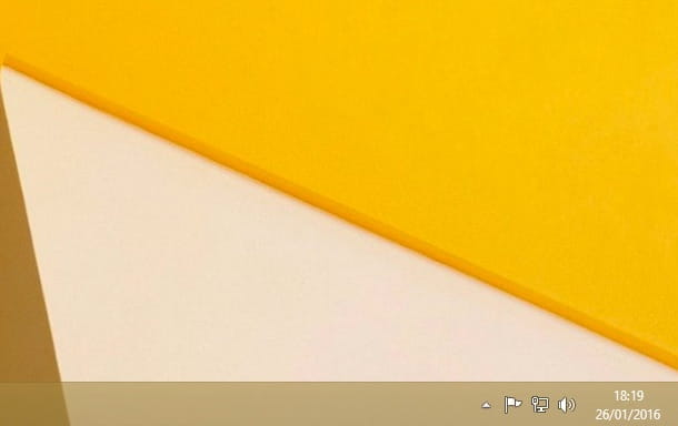 Screenshot di Windows 8