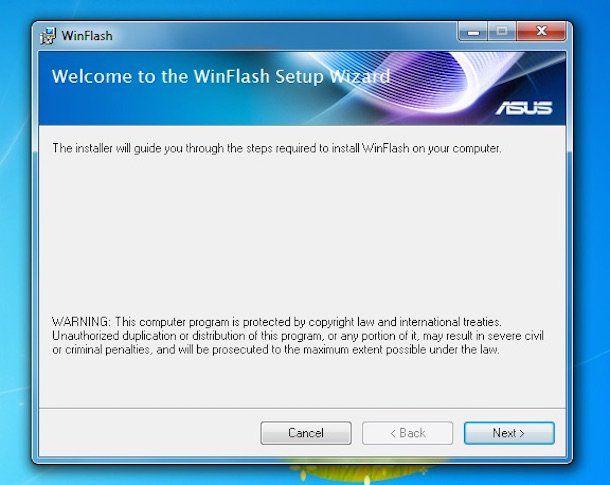 Come entrare nel BIOS ASUS