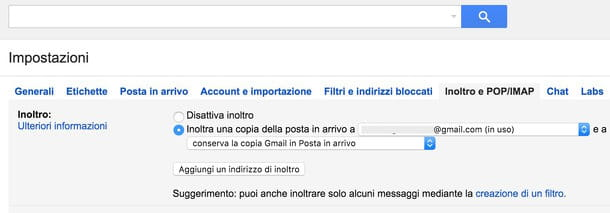 Come cambiare account Gmail