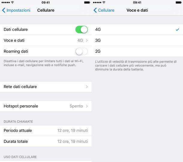 Come configurare iPhone 6