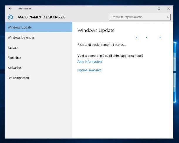 Screenshot che mostra come aggiornare driver gratis su Windows