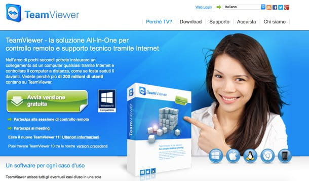 Come funziona TeamViewer