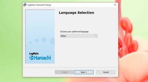 Come scaricare Hamachi