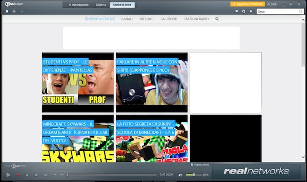 Come scaricare RealPlayer gratis