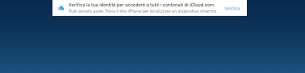 Screenshot di Trova il mio iPhone