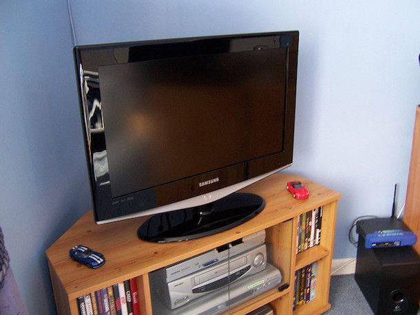 Foto TV a schermo piatto