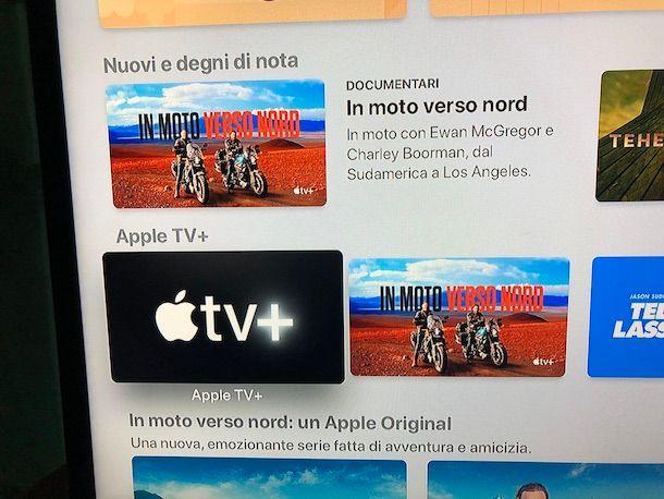 Apple TV\+ su Apple TV