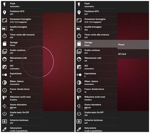 Come spostare le foto su scheda SD su Android