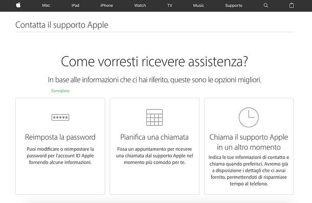 Come sbloccare iCloud