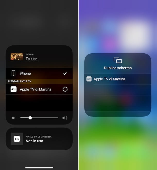 AirPlay iOS