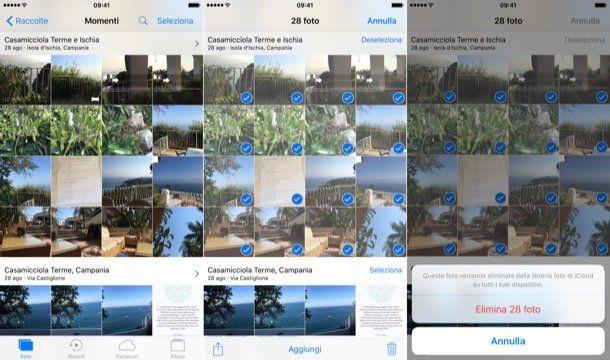 Come espandere la memoria dell'iPhone
