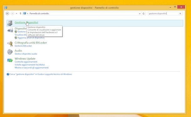 Screenshot che mostra come cambiare MAC address su Windows