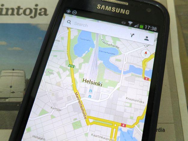 navigatore satellitare gratis per samsung