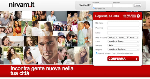 video erotici gratuiti chat gratuita online