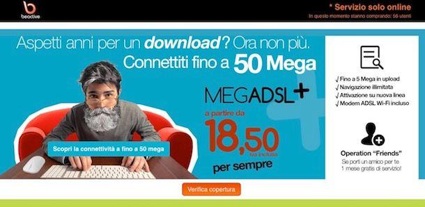 Quale ADSL 20 Mega scegliere