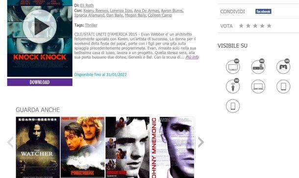 Come scaricare film in HD