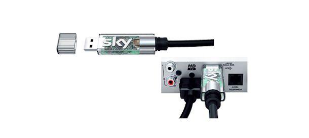 Screenshot di Sky Digital Key